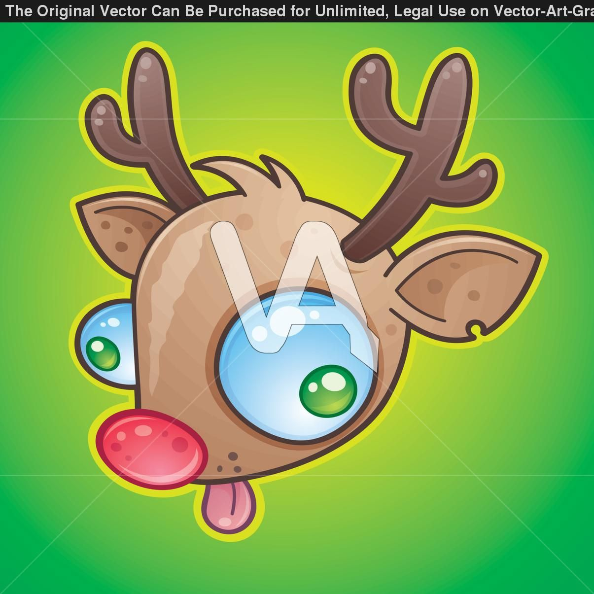 Rudolph templates | Red nosed reindeer, Rudolph the red ...