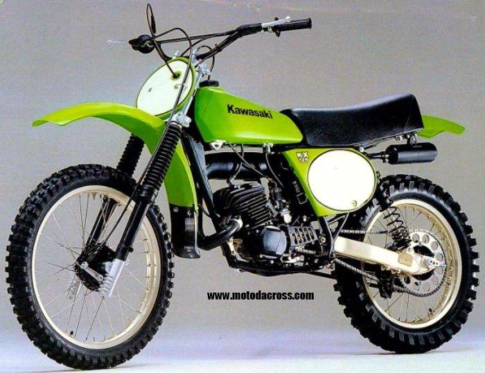 1978 kawasaki kx 125 kawasaki kx motorcycles. Black Bedroom Furniture Sets. Home Design Ideas