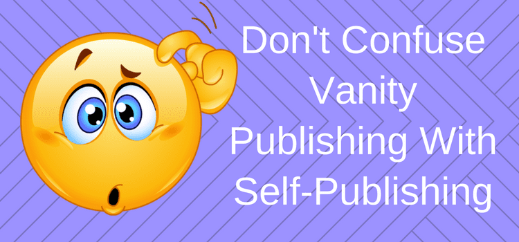 High Quality Vanity Book Publishing And Self Publishing Are Not The Same Vanity  Publishing Has A Bad