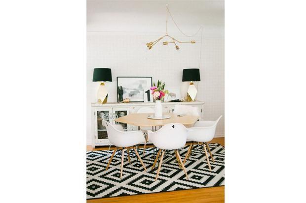 10 estilos de alfombras para tu casa Elegi, Cuadrados y Carpeta