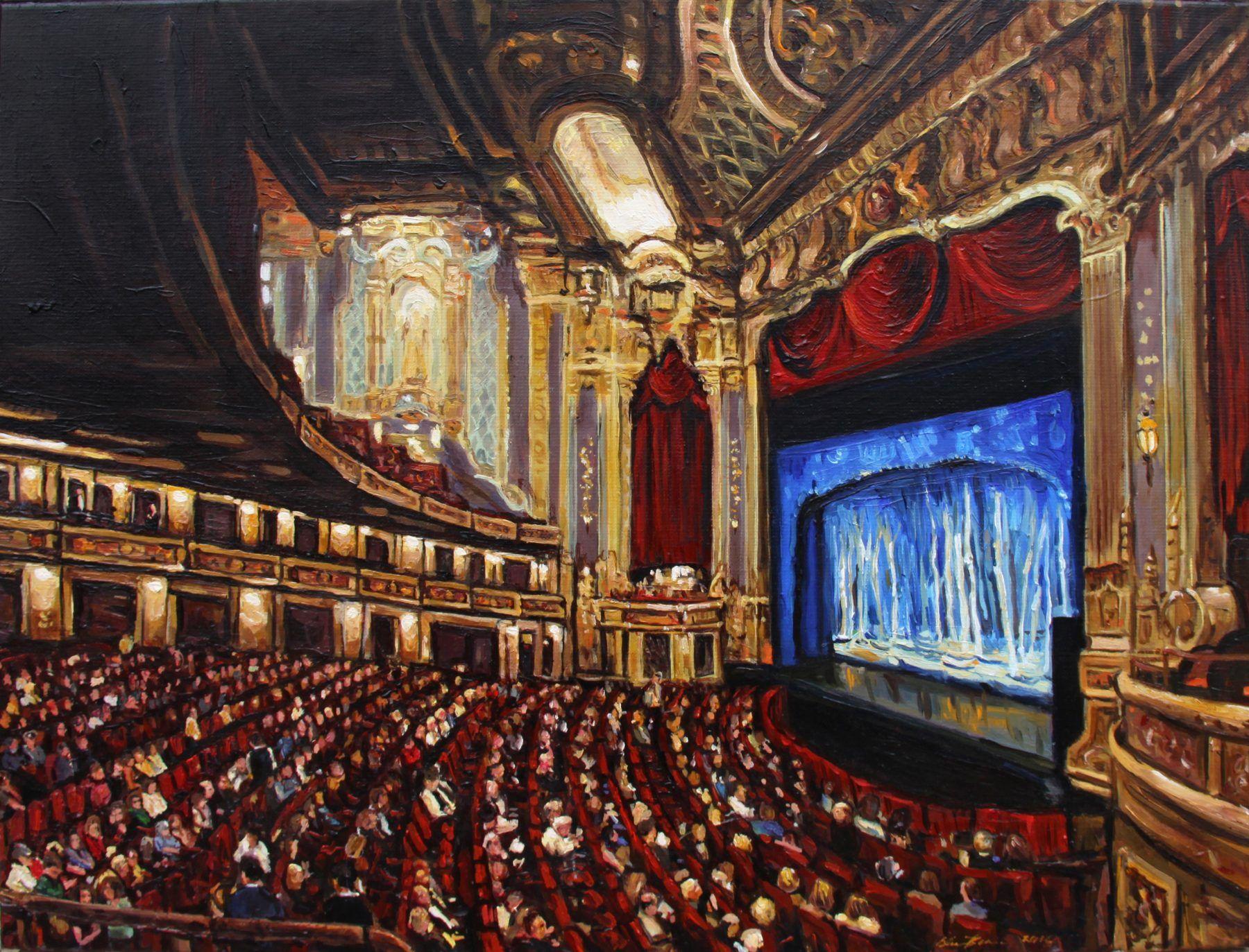 10 Oriental Theater Chicago E1483917340596 Jpg 1 800 1 373 Pixels Oriental Theater Chicago Theater Chicago Oriental Theater