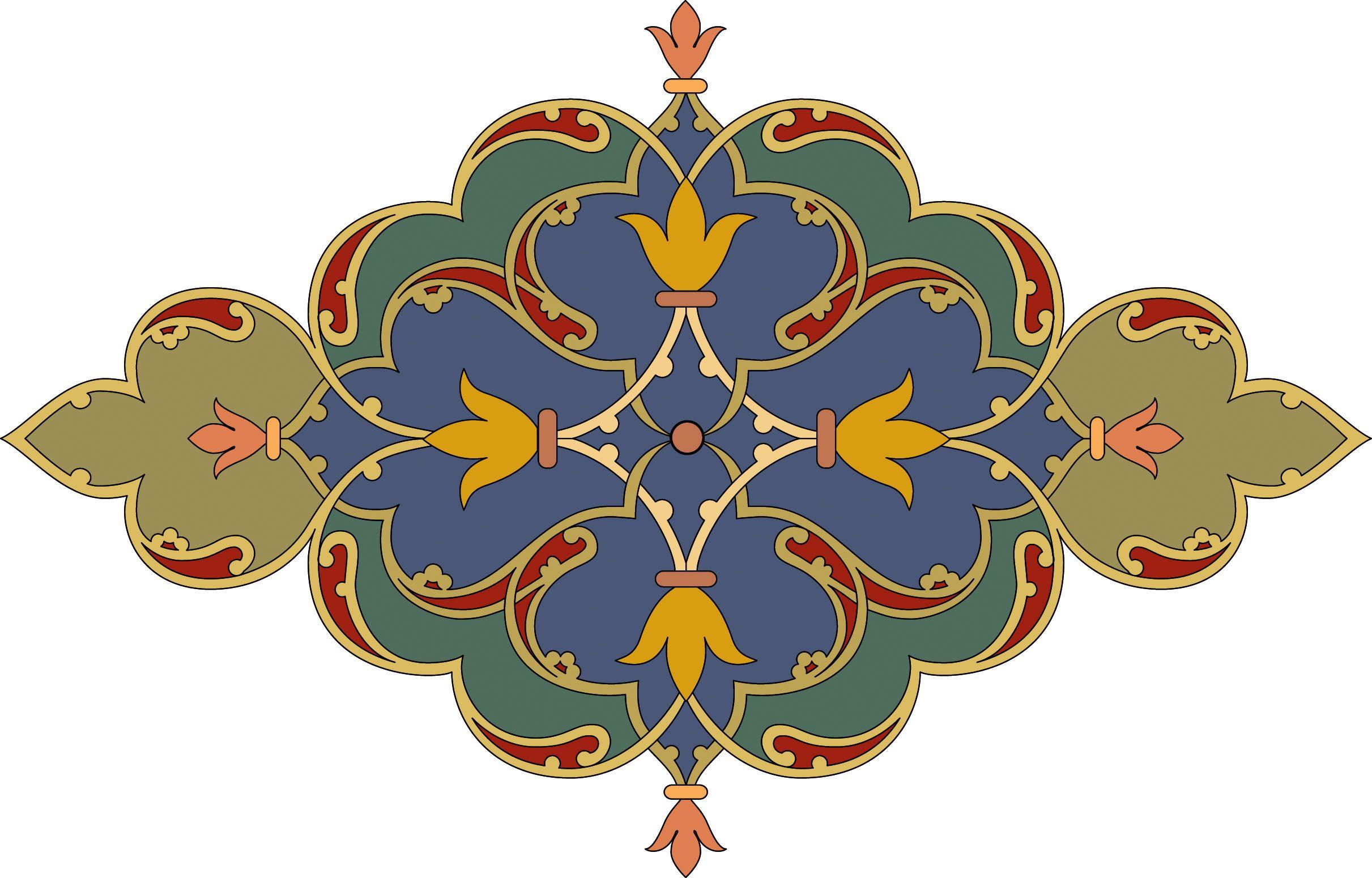 25-islamic Persian Pattern
