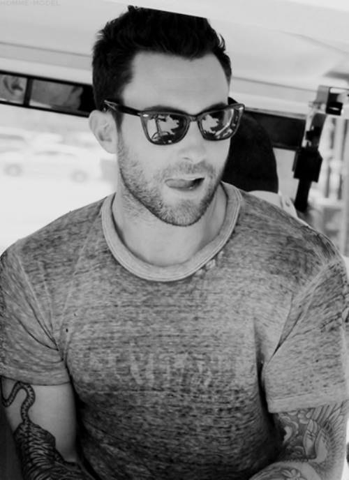 Adam Levine. ^_^