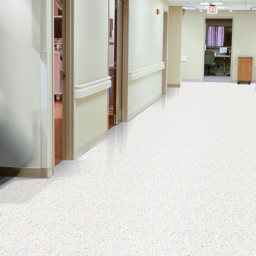 Armstrong Cirque White VCT Tile   Vct tile and Products