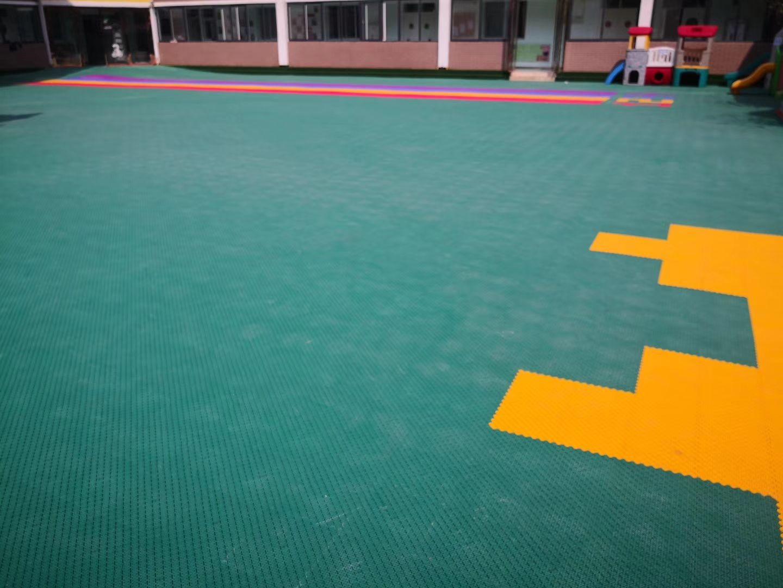 Tkl250 13 Modified Pp Material Plastic Outdoor Indoor Sports Flooring Tile Sports Court Flooring Indoor Sports Basketball Court Flooring