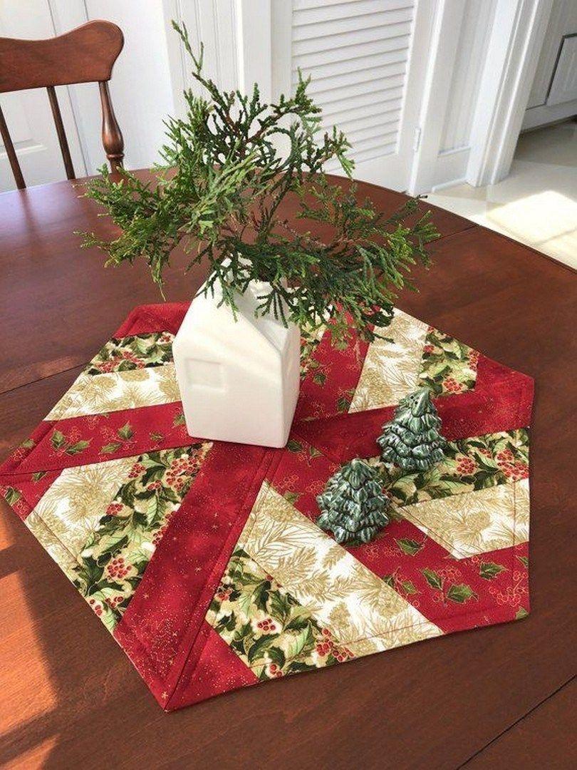 22 Easy Diy Christmas Table Decorations Ideas 5 Christmas Table Decorations Diy Diy Christmas Table Easy Christmas Diy