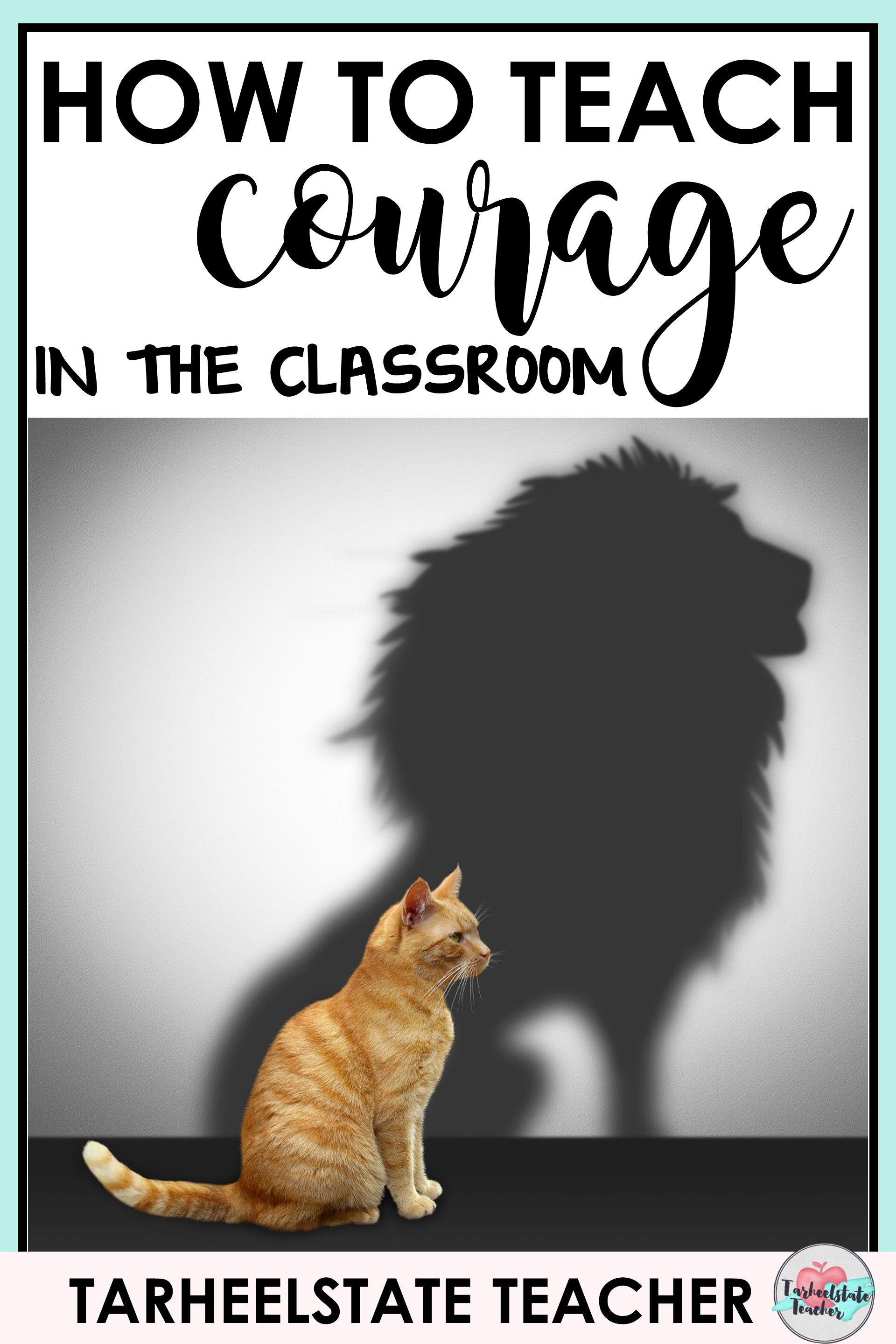 Teaching Courage In The Classroom
