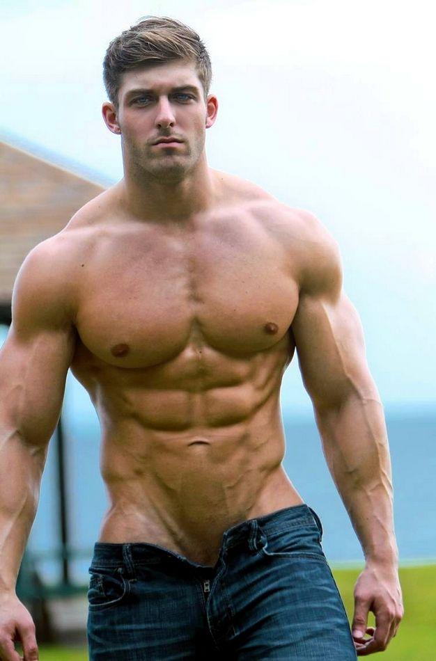 Men com muscle