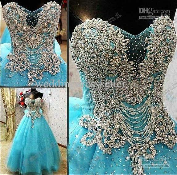 Wedding Dresses Sweetheart Neckline Ball Gown Blingbuy Tulle ...