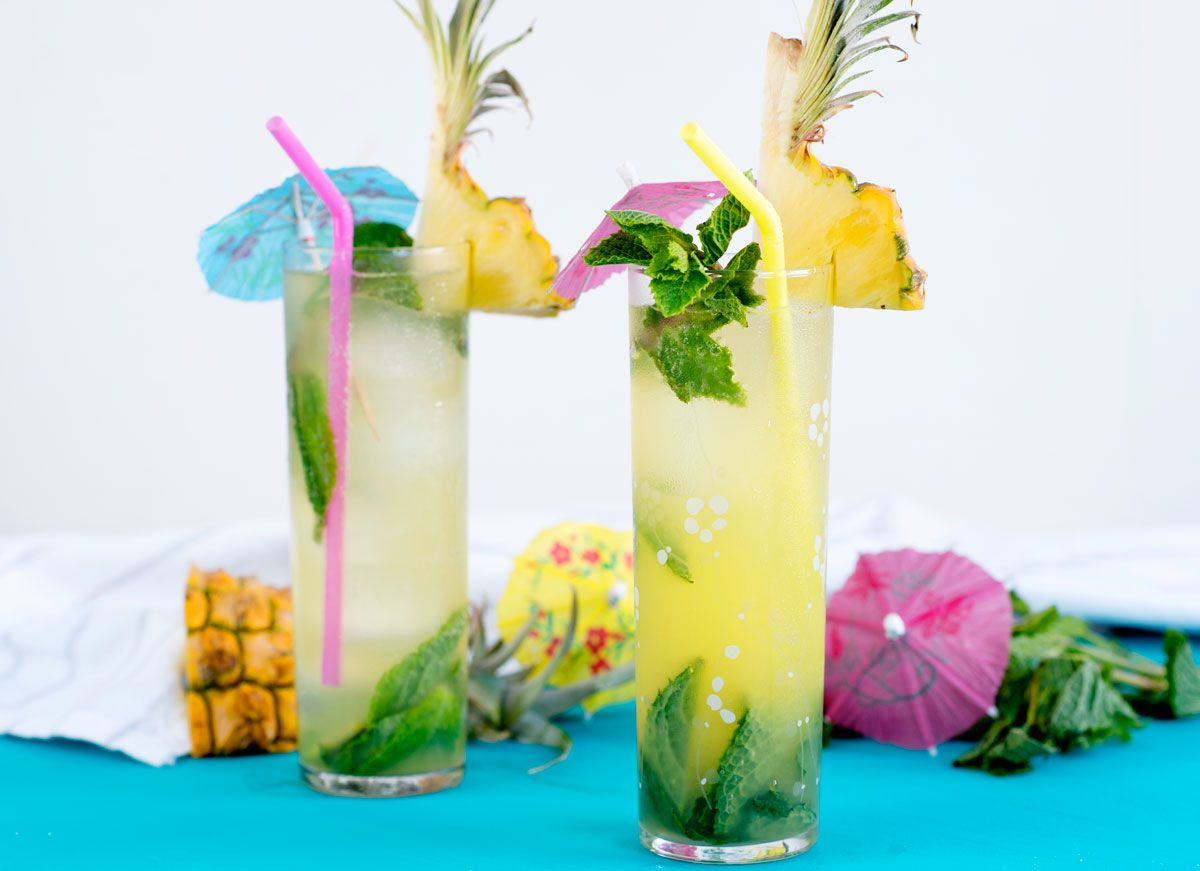 Merveilleux 10 Must Try Summer Cocktails And Mocktails