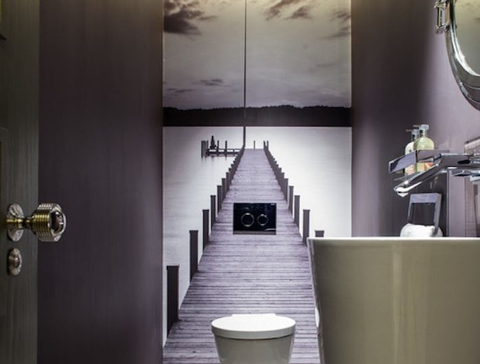 ▷ 1001 idées bathroom pinterest bathroom toilet and powder room