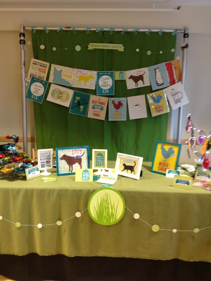 craft fair booth set up craft fair and retail display ideas