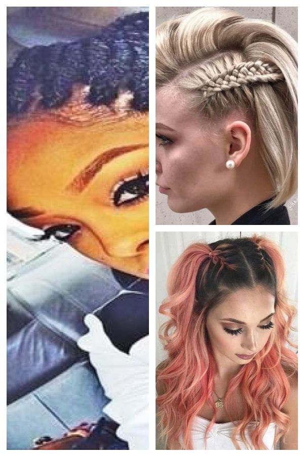 Loose Braid Hairstyles African American #braidedhairstyles #loosebraidedhairstyles #loosebraids