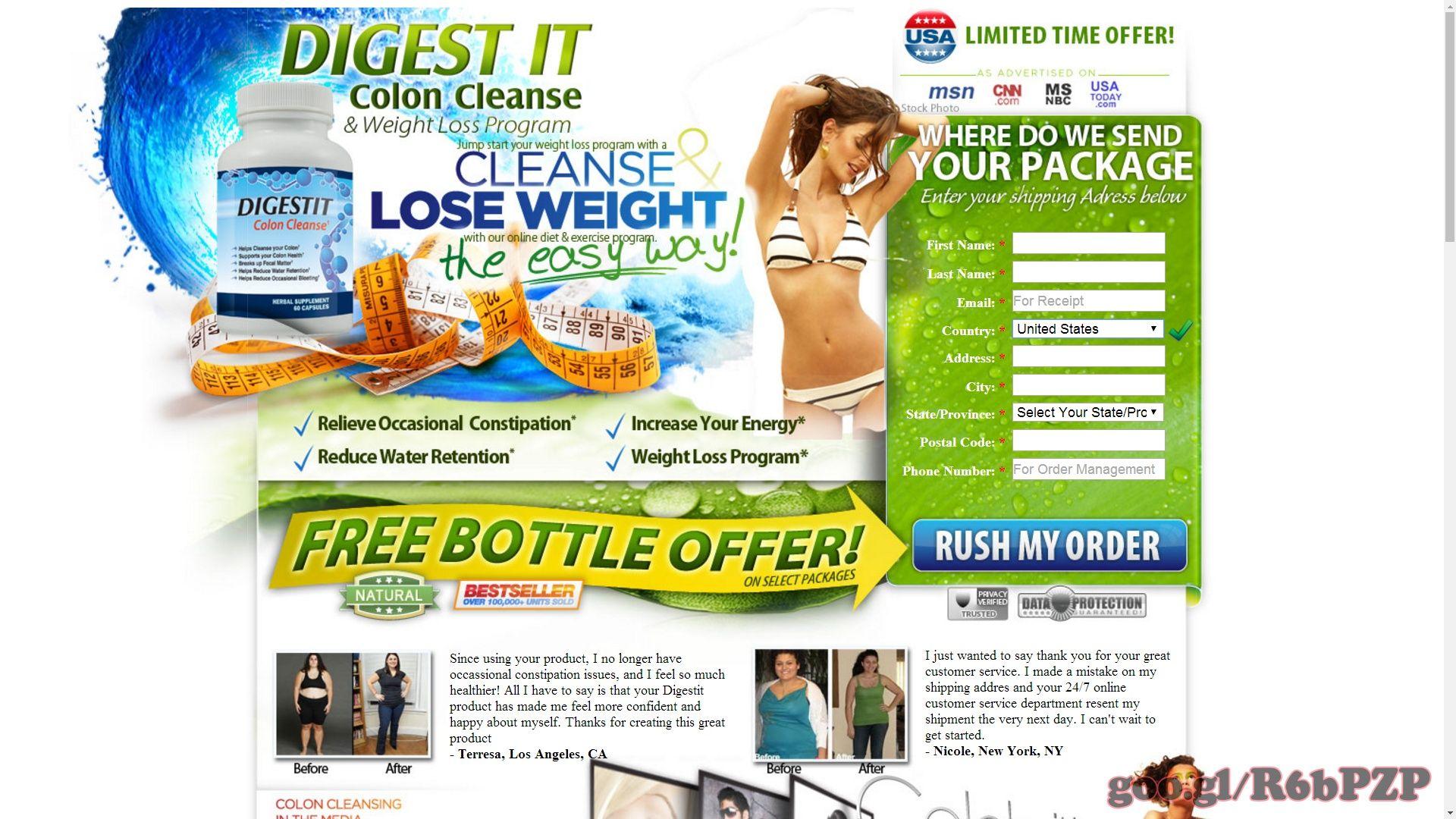 Digestit Australia Colon Health General Health Products