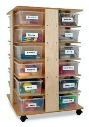 Daycare Storage Idea Oh How I Love This Art Studio