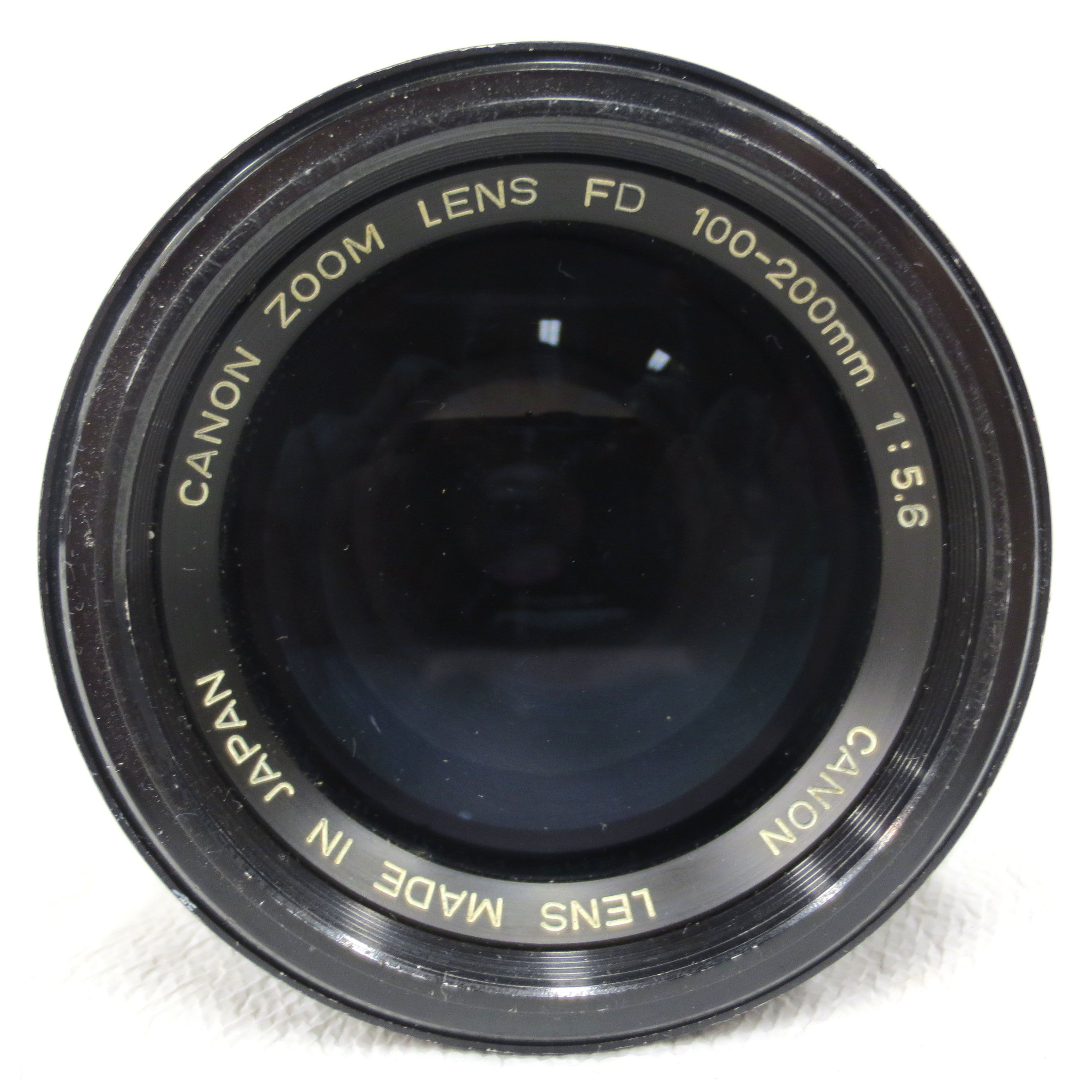 Canon Camera Lens Zoom Fd 100 200 Mm 1 5 6 Made In Japan Camera Lenses Canon Canon Camera Digital Camera