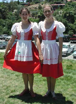 Ireland Scotland Wales Traditional Costume People