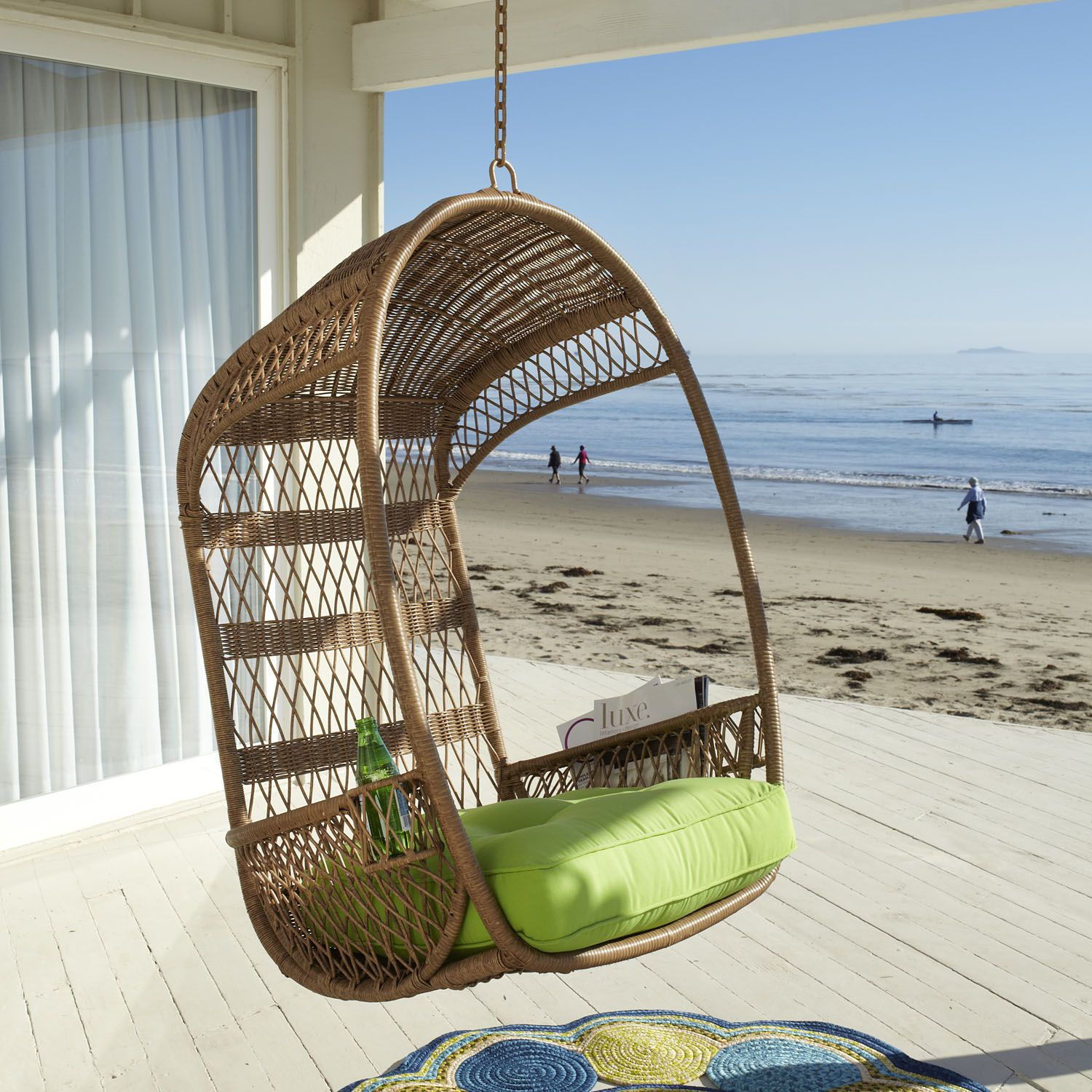 Swingasan® - Light Brown | Pier 1 Imports (With images ...