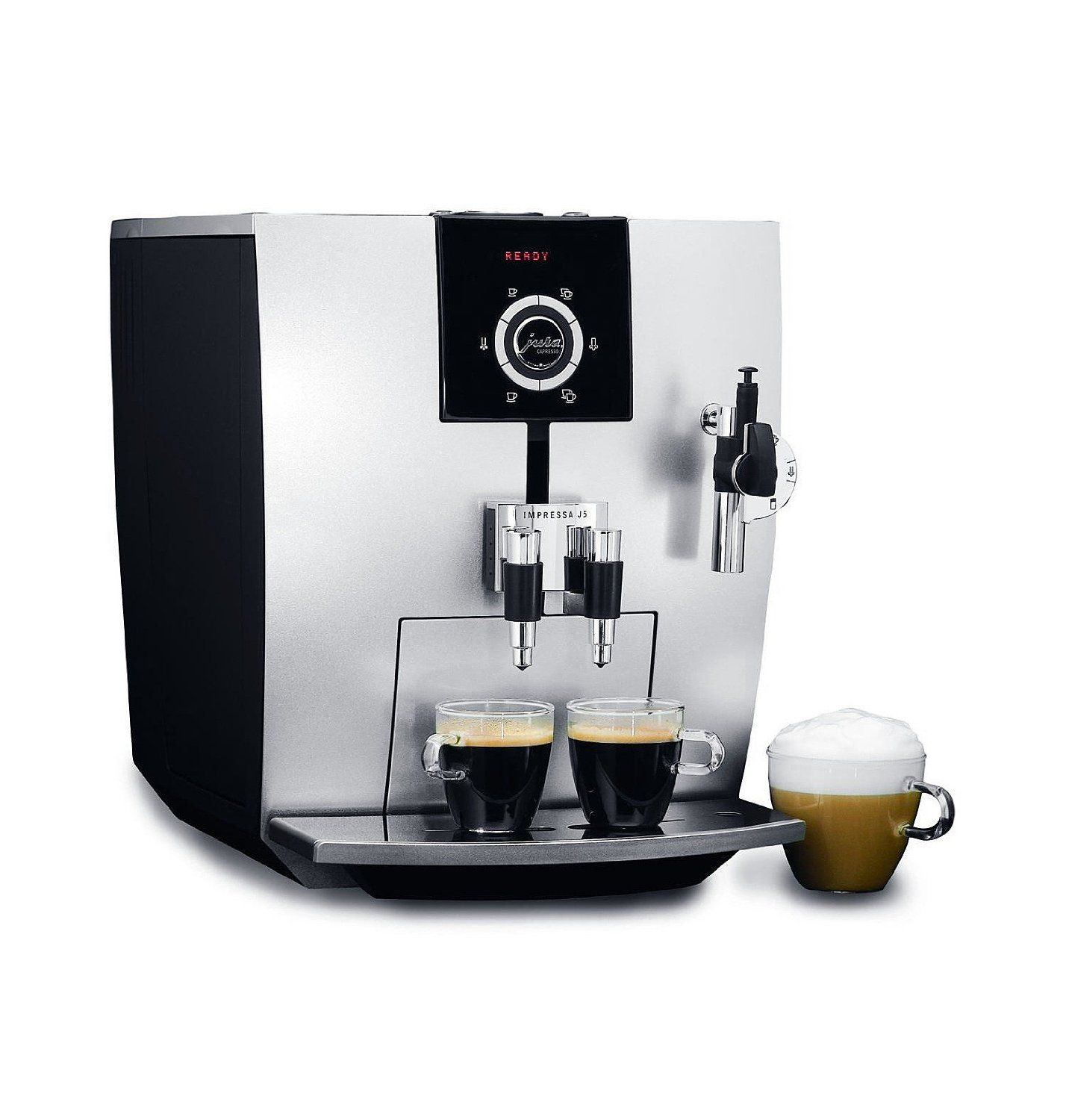 Jura 13332 Impressa J5 Automatic Coffee and Espresso