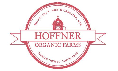 New Work Hoffner Organic Farms Logo Farm Logo Farm Logo Design Organic Farming