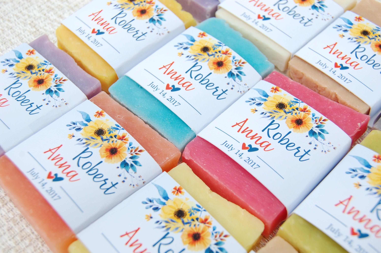 70 soap wedding favors bridal shower soap favors mini