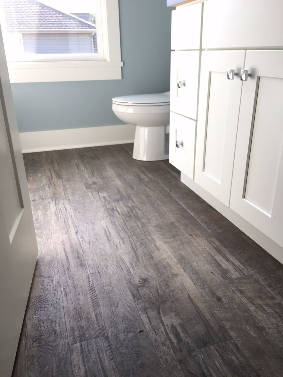 51 Old Fashioned Wood Flooring In Bathroom Composition Wood