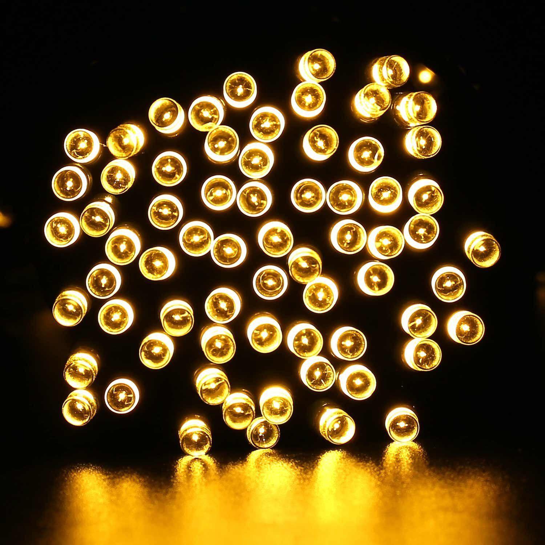 Coupon Codes Solar Ed Christmas String Lights