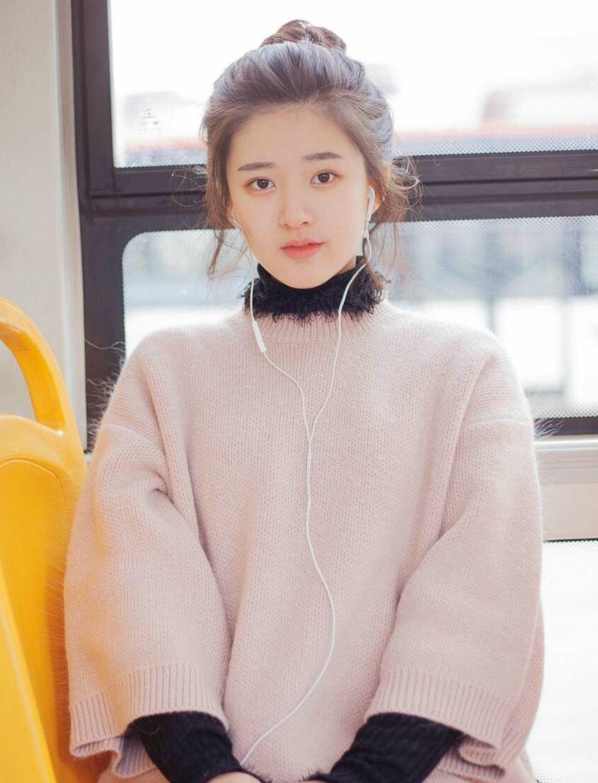 Zhao lusi😍 (Dengan gambar) | Gadis ulzzang, Wanita, Gadis