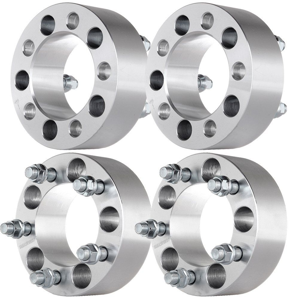 Eccpp Wheel Spacers 4pcs 2 5x4 5 To 5x4 5 For Jeep Liberty Wrangler Cherokee Grand Cherokee And More With Thread Pitch 1 With Images Jeep Liberty Thread Pitch Automotive
