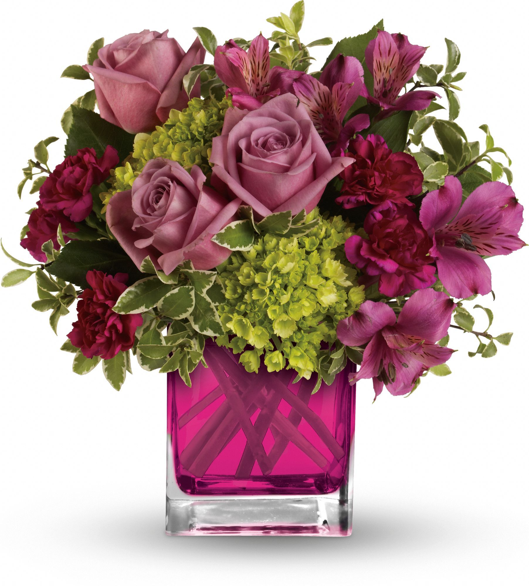 Because you love her gift. Splendid Surprise by Teleflora