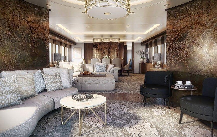 10 Modern Sofas In Dazzling Interiors By Rene Dekker Design To Steal | Living Room Ideas. Living Room Set. #modernsofas #livingroomideas #velvetsofa Read more: http://modernsofas.eu/2016/10/24/modern-sofas-dazzling-interiors-rene-dekker-design-steal/
