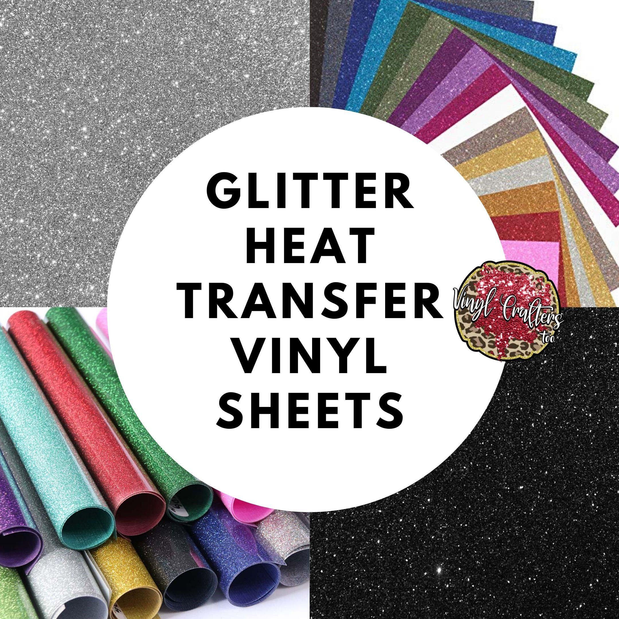 21++ Glitter vinyl sheets for cricut ideas