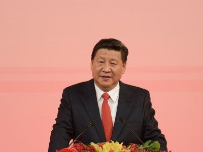 """Chinese President Xi Jinping alerted Hong Kong and Macau on Saturday to not to forget they are part of """"one China"""", as pro-democracy demonst"""