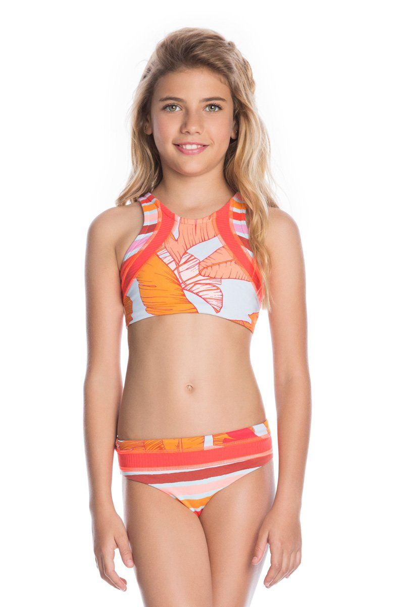 7994bb865eda4 Maaji Girls Sunshine Garden Bikini | Maaji Girls Swimwear | Kids ...