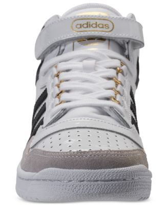 adidas Originals Men s Concord Ii Mid Casual Sneakers from Finish Line -  White 9.5 6e0975640