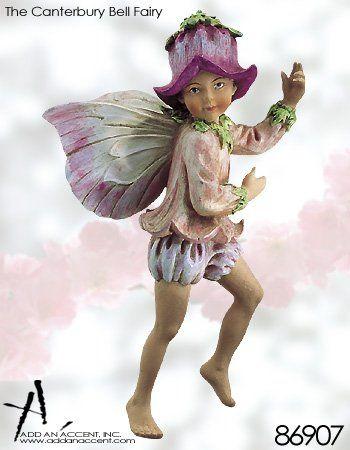The Canterbury Bell Fairy Cicely Mary Barker Fairy Or Https Www Amazon Com Dp B000wxem5y Ref Cm Sw R Fairy Artwork Cicely Mary Barker Fairy Figurines
