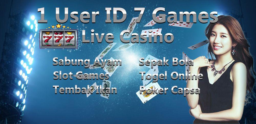 Pin Di Casino Online