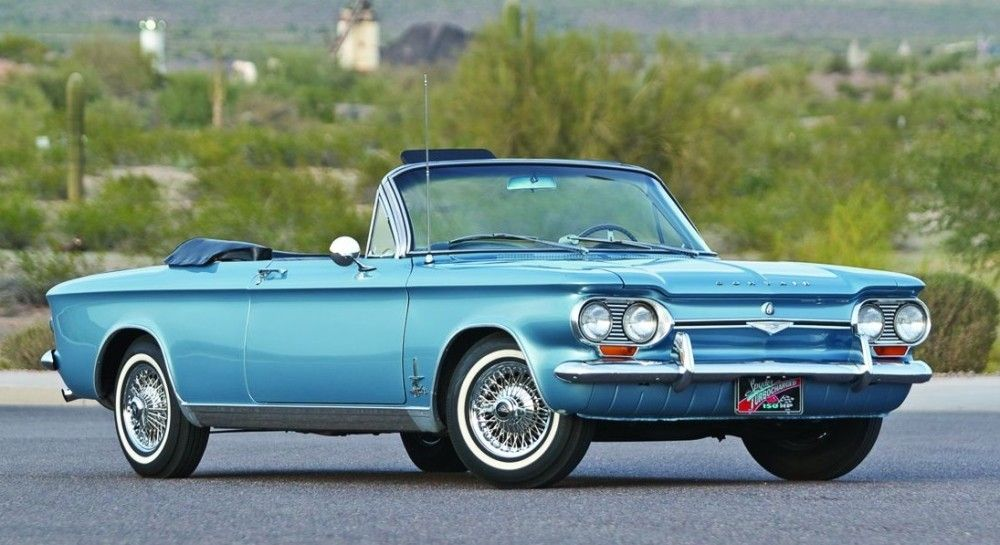 In Praise Of The 1960 1969 Corvair Chevrolet Corvair Classic