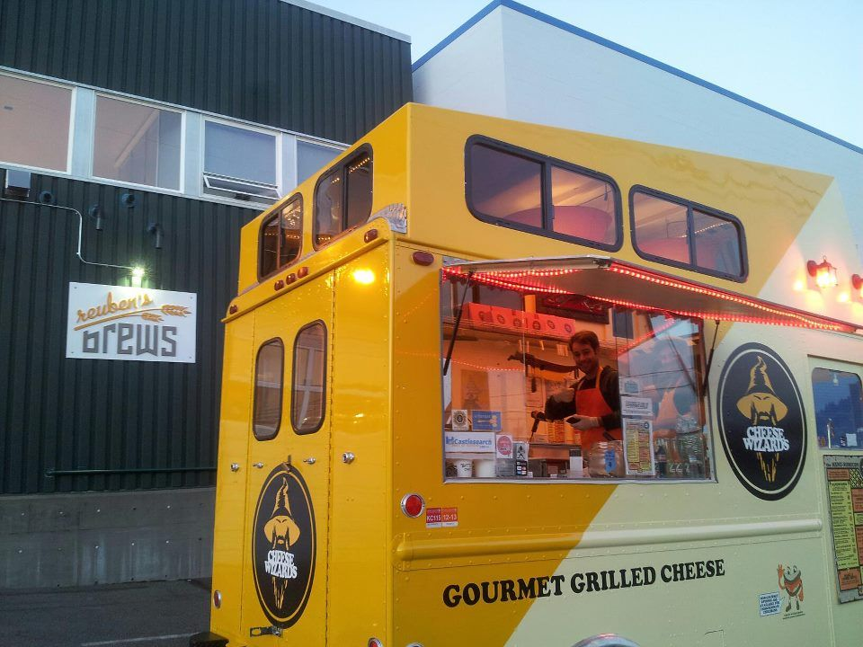 Grilled cheese meets Bitcoin Why this food truck is