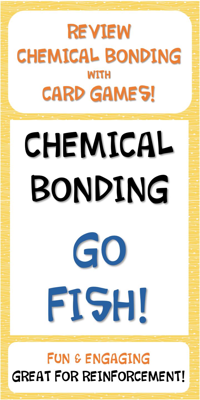 medium resolution of Chemical Bonding Go Fish!   Covalent bonding