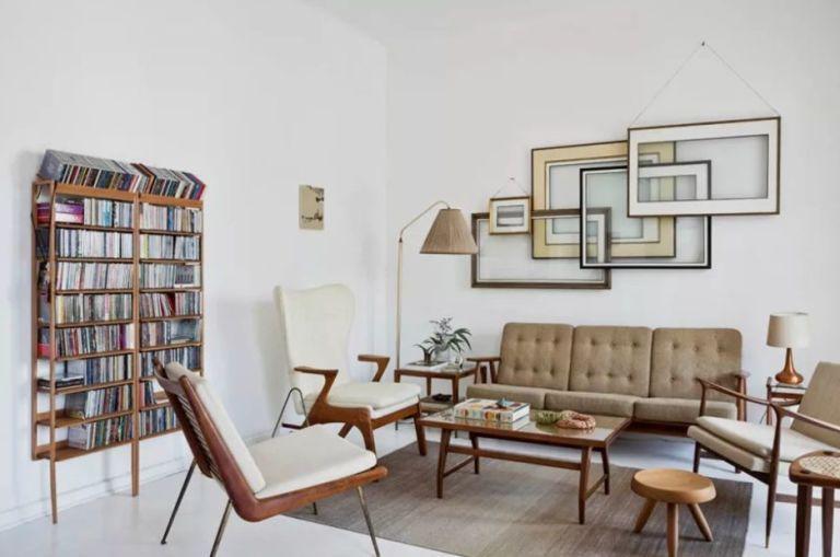 Dit stijlvolle en minimalistische huis in são paulo is de