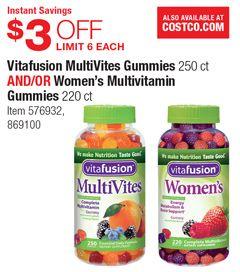 Vitafusion Hair Skin And Nails Costco Nailstip