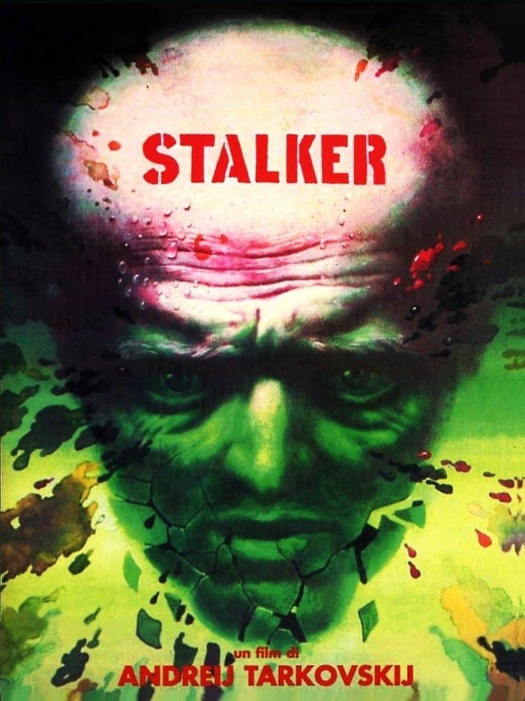 Stalker (1979) næsta svarta sunnudag!