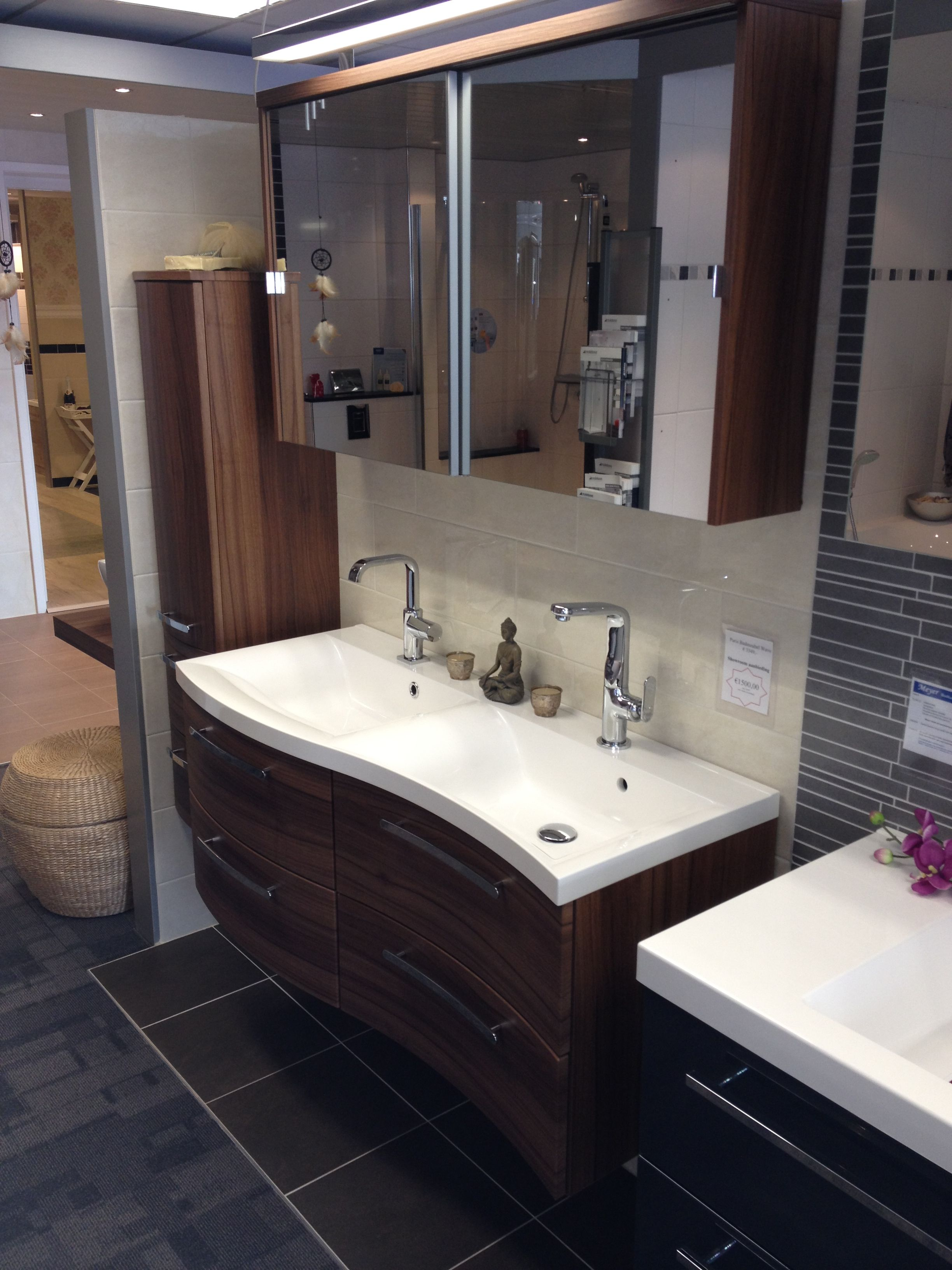 showroom uitverkoop badkamermeubel loungeset 2017