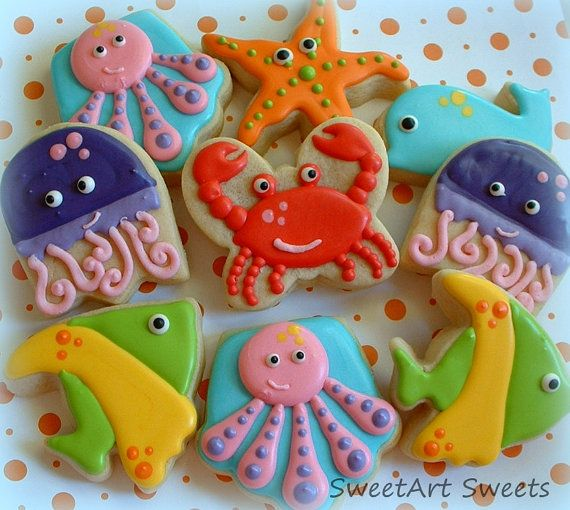 Hey, I found this really awesome Etsy listing at https://www.etsy.com/listing/291516345/sea-animal-cookies-nautical-under-the