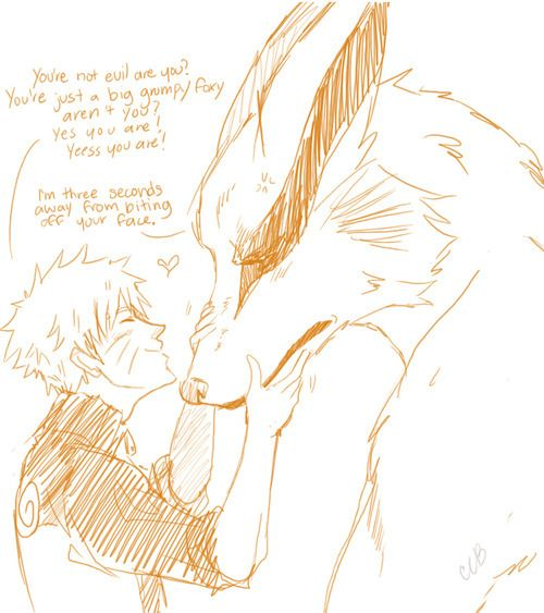 SO adorable    Naruto is so dense, but It's amazing how