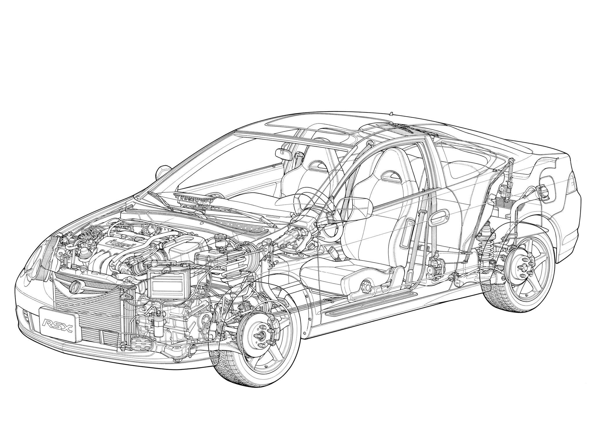 04 Acura Rsx
