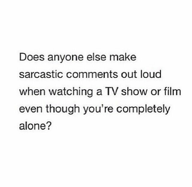Is it just me?  shared by Ms. Been on We Heart It