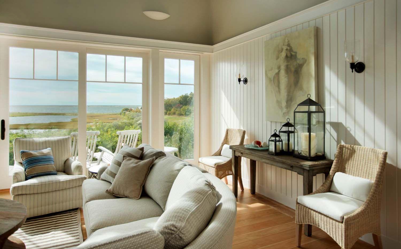 Seaside Home On Martha S Vineyard Inspired By Nautical Elements