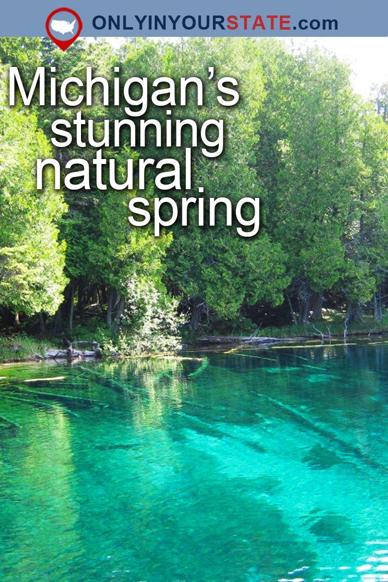 Everyone in Michigan Must Visit The Stunning Natur